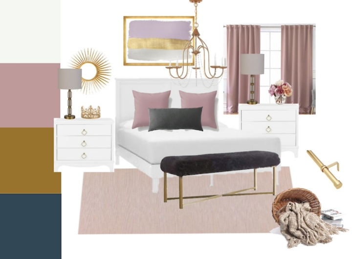 One Room Challenge – Week 1: DIY Guest Bedroom